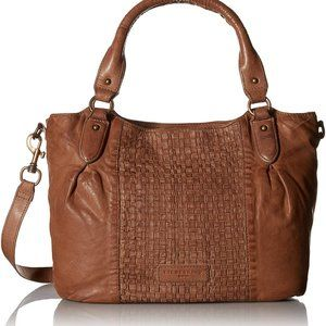 Liebeskind Berlin DOMINIQUE leather bag